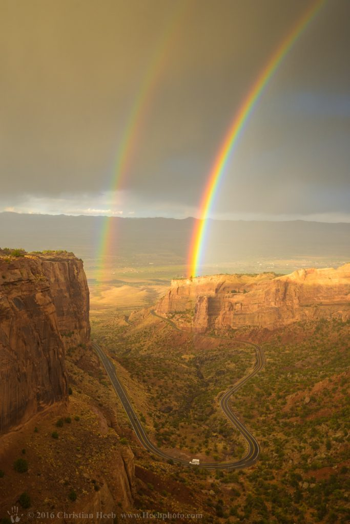 USA, Colorado, Mesa County, Colorado National Monument