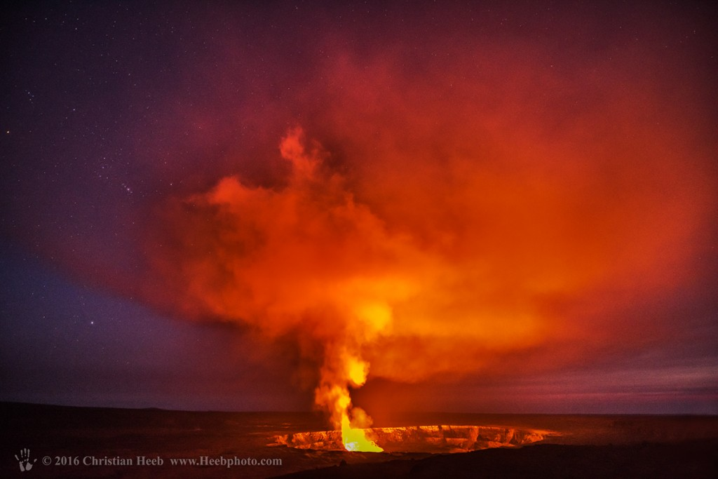 USA, Hawaii, Big Island, Volcanoes National Park, UNESCO, World Heritage