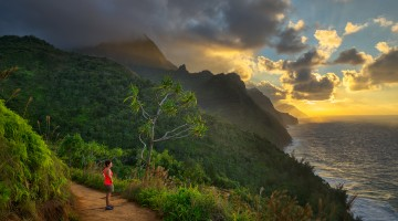 Hawaii Foto Reise