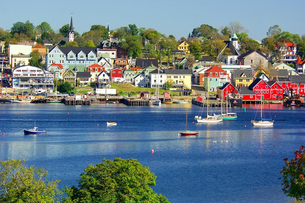 Lunenburg, Nova Scotia, Maritimes, Canada