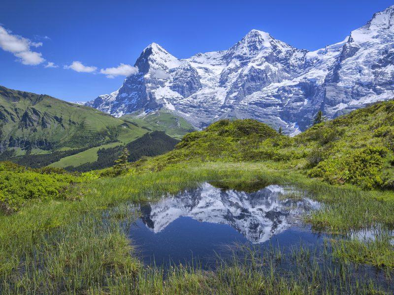 Top of Switzerland Foto Reise