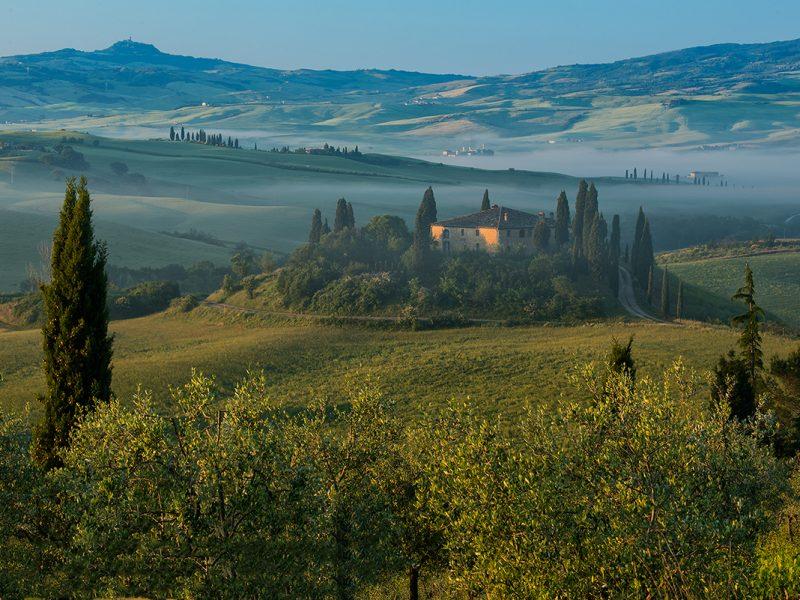 Toskana Foto Reise 2019